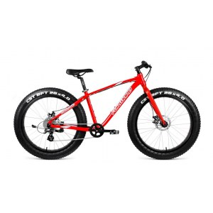FORWARD BIZON FatBike 2018